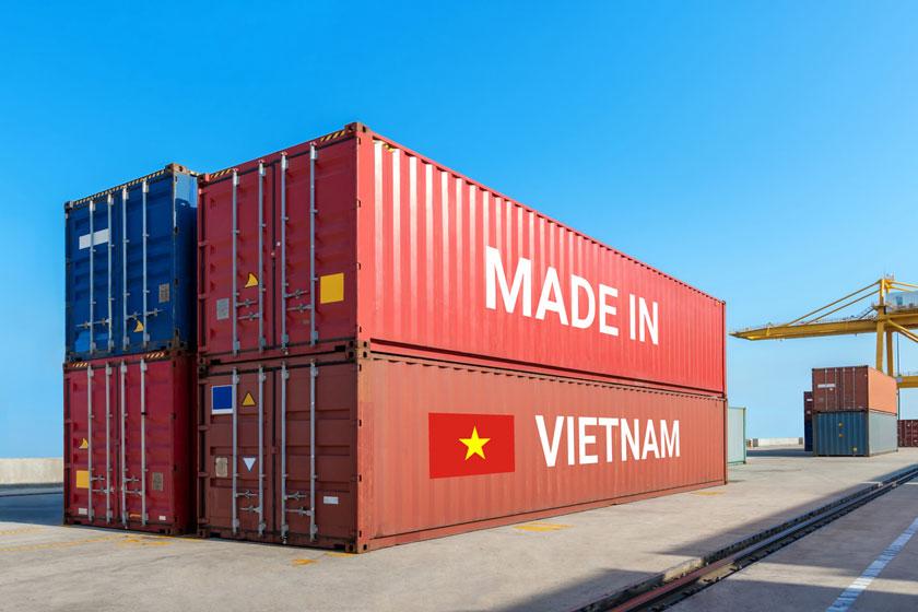 Supply chain shift from china to vietnam