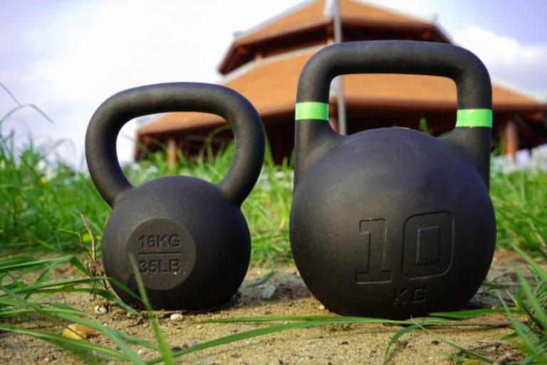 Kettlebell Quality Control Process