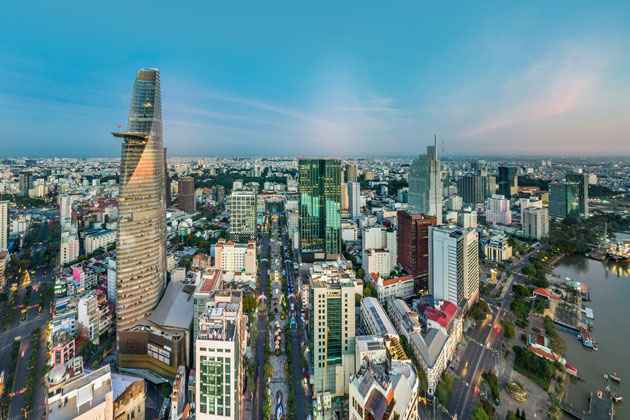 Vietnam is developing incredibly with miracle growth