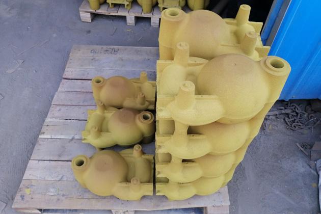 kettlebell molds