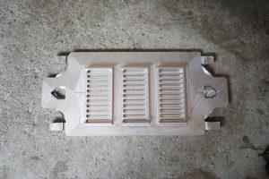 plate pattern making